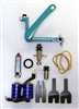 National Tattoo Supply Fly Weight Swing-Gate Tattoo Machine KIT
