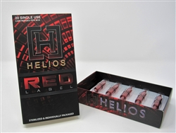 Helios 7 Round Shader Needle Cartridges