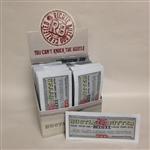 Hustle Butter Deluxe .25 oz. Packette Counter Display (50)