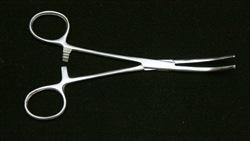 Kelly Curved Hemostat