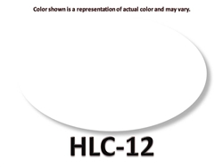 White on White HLC12 (8 oz.)