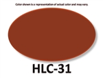 Chocolate Brown HLC31 (1 oz.)