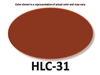 Chocolate Brown HLC31 (4 oz.)