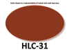 Chocolate Brown HLC31 (8 oz.)