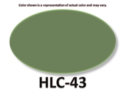 Olive Green HLC43 (8 oz.)