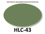Olive Green HLC43 (2 oz.)