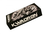 KWADRON 9 Round Liner Needles (.25mm, Long Taper)