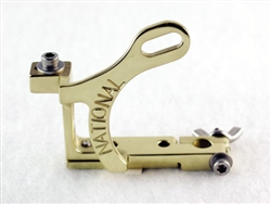 National Brass Mako Tattoo Machine Frame
