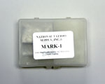 MARK-1 Stainless Steel #12 Loose Tattoo Needles