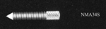Silver Contact Screw 8-32 x 1""