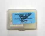 Standard NSS-2 Stainless Steel #12 Tattoo Needles
