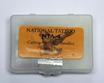 Standard NTA4 Stainless / Carbon Mix Tattoo Needles