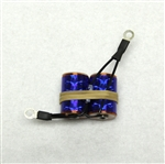 "Original 10 Wrap 1 1/4"" 5/16"" Core Coils PRE-SOLDERED"