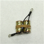 "Original 6 Wrap 1 1/4"" 3/8"" Core Coils PRE-SOLDERED"