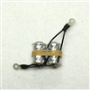 "Top-Hat 8 Wrap 1 1/4"" 5/16"" Core Coils PRE-SOLDERED"