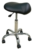 Oakworks® Professional Saddle Stool LOW HEIGHT