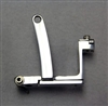 National Aluminum Precision Swing-Gate Tattoo Machine FRAME - LEFT HAND