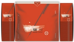S8 RED Needle Cleaner (Bag of 50)
