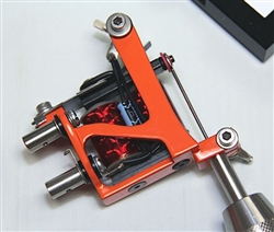 National Tattoo Supply Deluxe Tattoo Machine HEAD - Modeled after the old Jonesy Tattoo Machines - Quality Made in the USA