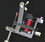 National Tattoo Supply Precision Swing-Gate Tattoo Machine HEAD - LEFT HAND - Quality Made in the USA