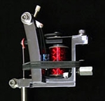 National Tattoo Supply Aluminum Precision Swing-Gate Tattoo Machine HEAD - LEFT HAND - Quality Made in the USA