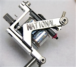 National Stainless Steel Talon Tattoo Machine HEAD - Quality Made in the USA