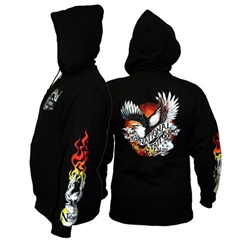 National Tattoo Association Hooded Sweatshirt XX-LARGE