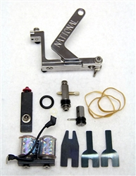National Stainless Steel Talon Tattoo Machine KIT
