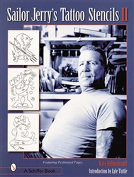 Sailor Jerry Tattoo Stencils II