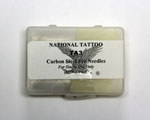 TA3 #10 Carbon Steel Tattoo Needles