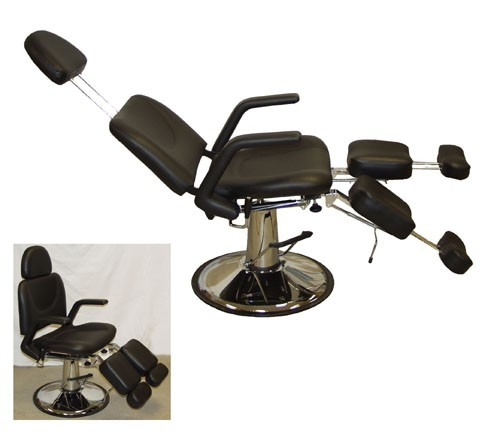 Hydraulic tattoo chair for 2 chairs tattoo