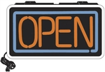 "TecNeon ""OPEN"" Sign"