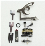 National Tattoo Supply Titanium Tattoo Machine KIT