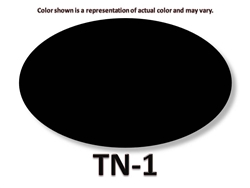 National Dry Powdered Color: Indigo Black TN1 (1/2 lb.)