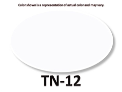 National Dry Powdered Color: Whitest White TN12