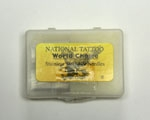 Standard World Choice Stainless Steel #12 Loose Tattoo Needles