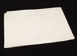 "40"" x 48"" Poly-Backed Lap Cloths (100)"