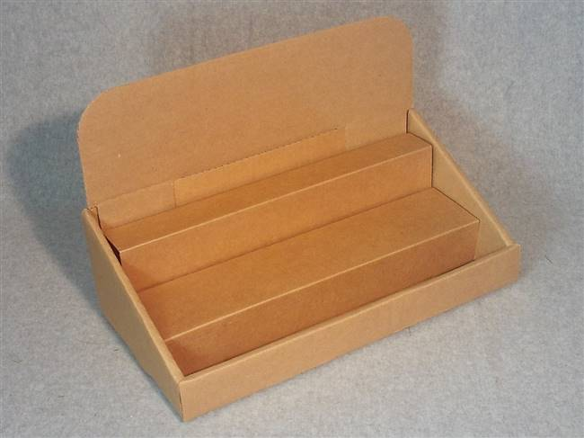 Counter Display Box holds 12 Pillars or 42 Votives & Soap