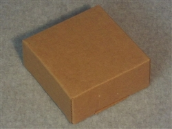 Kraft Soap Box without Window