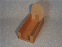 SBCD2 Kraft Counter Display Box