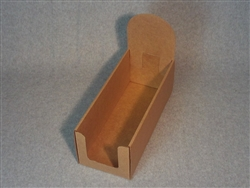SBCD3 Kraft Counter Display Box