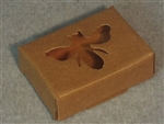 Kraft Soap Box with Honey Bee Window