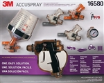 3M Accuspray Gun System with PPS Complete Kit 16580