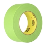 "3M 233+ Green Masking Tape 1.5"" x 60yds"