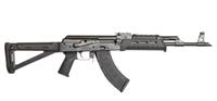 "Century Arms, RAS47, Semi-automatic, 762X39, 16.5"", Black, Magpul MOE, Side Scope Mount Rail, 1:10, 30Rd"