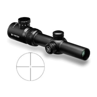 Vortex Crossfire II 1-4X 24mm Riflescope V-Brite Illuminated Reticle