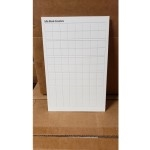 Blank Counter Sheet 5/8 Inch
