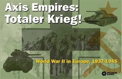 Axis Empires: Totaler Krieg!