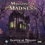 Sanctum of Twilight: Mansions of Madness 2nd Ed Exp.