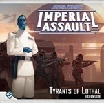 Tyrants of Lothal: Star Wars Imperial Assault Expansion